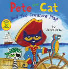 Pete the Cat and the Treasure Map Cover Image