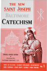 St. Joseph Baltimore Catechism (No. 1): Official Revised Edition Cover Image