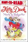 Katy Duck Meets the Babysitter Cover Image
