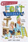 Happy Tails Lodge: Fort Builders Inc. 2 (QUIX) Cover Image
