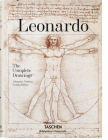 Leonardo Da Vinci. the Complete Drawings Cover Image