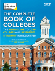 The Complete Book of Colleges, 2021: The Mega-Guide to 1,349 Colleges and Universities (College Admissions Guides) Cover Image