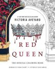 Red Queen: The Official Coloring Book Cover Image