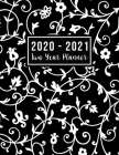2020-2021 Two Year Planner: 2020-2021 see it bigger planner - Jan 2020 - Dec 2021 - 24 Months Agenda Planner with Holiday - Personal Appointment ( Cover Image