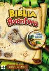 Biblia Aventura, Nvi, Tapa Dura / Spanish Adventure Bible, Nvi, Hardcover Cover Image