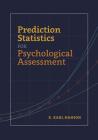 Prediction Statistics for Psychological Assessment Cover Image