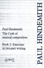 The Craft of Musical Composition, Book 2: Exercises in Two-Part Writing Cover Image
