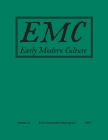 Early Modern Culture: Vol. 14 Cover Image