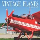 Vintage Planes: 2021 Mini Wall Calendar Cover Image