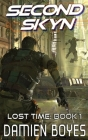 Second Skyn: A Cyberpunk Action Thriller Cover Image
