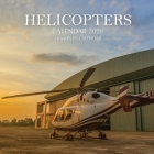 Helicopters Calendar 2020: 16 Month Calendar Cover Image