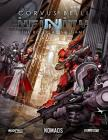 Infinity Nomads Infinity RPG Supp. Cover Image