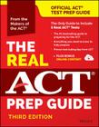 The Real ACT Prep Guide (Book + Bonus Online Content), (Reprint) Cover Image