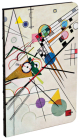 Composition 8 by Vasily Kandinsky Small Bullet Journal: Small Bullet Journal Cover Image