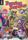 Furries Furever: Draw and Color Anthro Characters in a Variety of Styles Cover Image