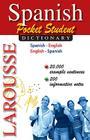 Larousse Pocket Student Dictionary: Spanish-English / English-Spanish Cover Image