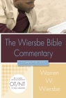 Wiersbe Bible Commentary 2 Vol Set Cover Image