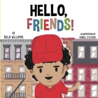 Hello, Friends! Cover Image