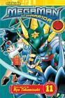 Megaman NT Warrior, Vol. 11 Cover Image