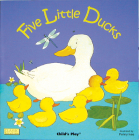Five Little Ducks (Classic Books with Holes Board Book) Cover Image