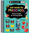 Brain Games Stem - Get Ready for Preschool: Picture Puzzles for Growing Minds (Workbook) Cover Image