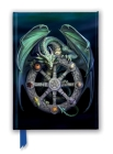 Anne Stokes: Wheel of the Year (Foiled Journal) (Flame Tree Notebooks) Cover Image