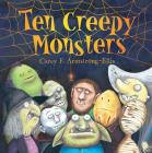 Ten Creepy Monsters Cover Image