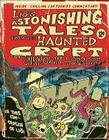 Lio's Astonishing Tales: From the Haunted Crypt of Unknown Horrors Cover Image