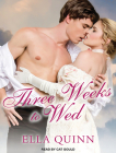 Three Weeks to Wed (Worthingtons #1) Cover Image