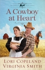 A Cowboy at Heart, 3 (Amish of Apple Grove #3) Cover Image