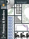 Frames and Borders Vector Motifs (Dover Electronic Clip Art) Cover Image