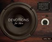 Devotions for Men - Audio CDs Cover Image
