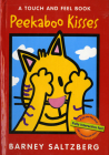 Peekaboo Kisses (Touch and Feel Books (Red Wagon)) Cover Image