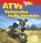 ATVs/Vehiculos Todo Terreno (Wild Rides/Autos de Locura) Cover Image