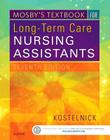 Mosby's Textbook for Long-Term Care Nursing Assistants Cover Image