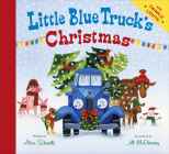 Little Blue Truck's Christmas Cover Image