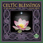 Celtic Blessings 2021 Wall Calendar: Illuminations by Michael Green Cover Image