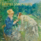 Impressionists 2021 Square Foil Cover Image