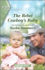 The Rebel Cowboy's Baby: A Clean Romance Cover Image
