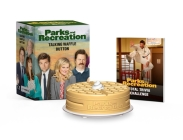Parks and Recreation: Talking Waffle Button (RP Minis) Cover Image
