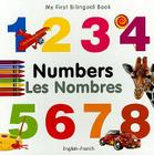 My First Bilingual Book–Numbers (English–French) Cover Image