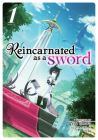 Reincarnated as a Sword (Light Novel) Vol. 1 Cover Image