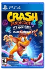 Crash Bandicoot 4 Cover Image