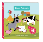 My Little Sound Book: Farm Animals (My Little Sound Books) Cover Image