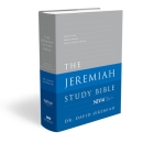 The Jeremiah Study Bible, NIV: Jacketed Hardcover: What It Says. What It Means. What It Means for You. Cover Image