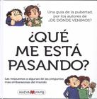Qu Me Est Pasando? Cover Image
