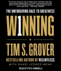 Winning: The Unforgiving Race to Greatness Cover Image