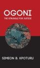 Ogoni: The Struggle for Justice Cover Image