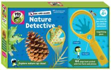 Look and Learn Nature Detective (PBS Kids #9) Cover Image