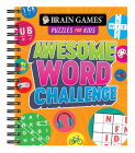 Brain Games Puzzles for Kids - Awesome Word Challenge Cover Image